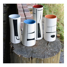 Douglas Reeve - Ceramic Pots (Dislocated)